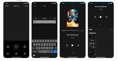Nuova icona per l'app Apple TV Remote