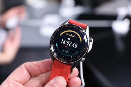 Huawei lancia anche Freelace, Huawei Watch GT Active e Elegant
