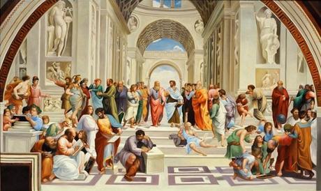 Completato il restauro conservativo del Cartone preparatorio della Scuola di Atene: Raffaello torna a splendere