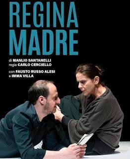 Regina madre / Manlio Santanelli. Teatro Piccolo Eliseo, 14 marzo 2019