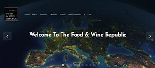 The Food and Wine Republic:  Una nuova piattaforma Europea di PR Dieci agenzie PR specializzate indipendenti danno vita a un nuovo network
