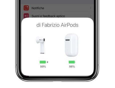 Come aggiornare il firmware degli AirPods