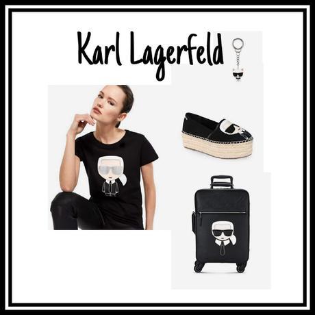 KARL LAGHERFELD SHOPPING