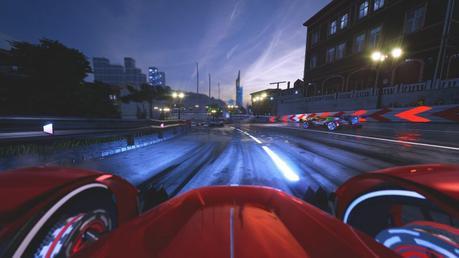 Xenon Racer, la recensione - Recensione - PS4