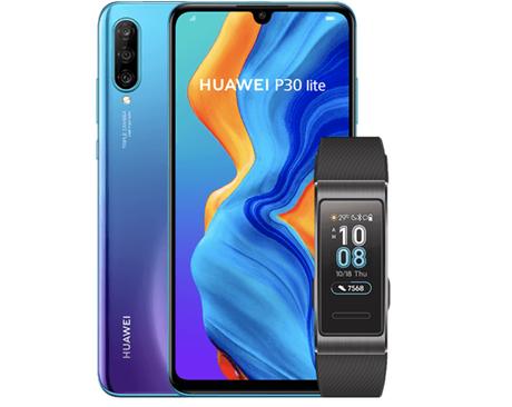 Huawei P30 Lite ufficiale: tripla fotocamera e 128 GB di memoria