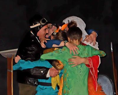 Come ho costruito Il Piccolo Principe per il palcoscenico.