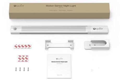 Lampada LED wireless per interni con sensore di movimento: ultimi giorni a 18,39 euro