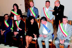9 sindaci su 10 in cerca di riconferma - 9 od 10 županov v boj za novi mandat