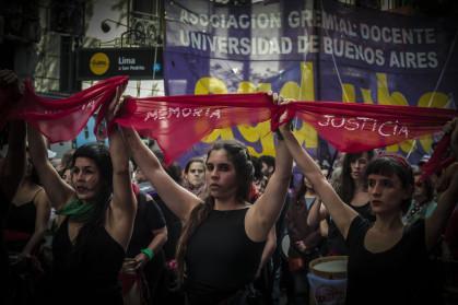 Argentina, 24 marzo: le voci contro Macri nello storico appuntamento per la Memoria, la Verità e la Giustizia