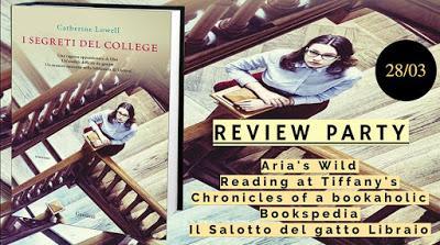 Review Party: I segreti del college