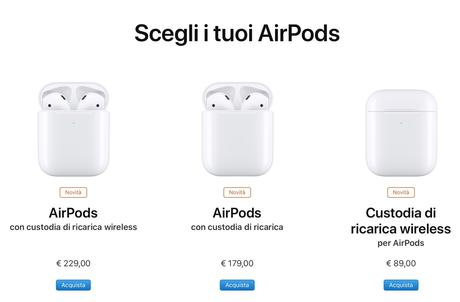 Recensione Airpods 2, le migliori auricolari full wireless sono ancora migliori