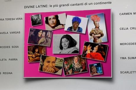 """""""DIVINE LATINE"""" – DONNE IN CANTO 2019"""