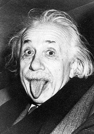 """Filosofia dell'anima – Hitler, Einstein e gli altri """"prominent Jews""""."""