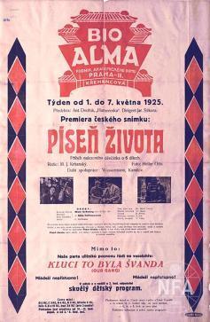 Canto di vita (Píseň života) – Miroslav Josef Krňanský (1924)