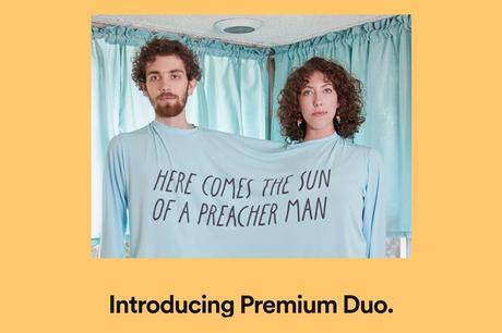 Spotify Premium Duo in test: ecco il nuovo abbonamento per due persone a 12,49€/mese