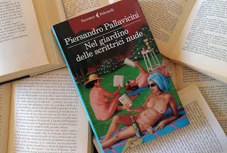 Nel giardino delle scrittrici nude (P. Pallavicini)