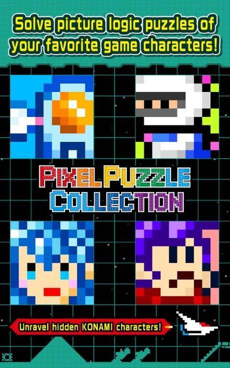 Pixel Puzzle Collection è disponibile in Europa