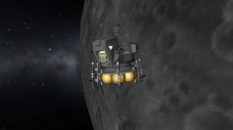Kerbal Space Program: Enhanced Edition, il dlc History and Parts Pack è su console