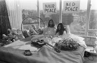 Hilton Hotel: Celebra il 50° Anniversario di Bed-In for Peace di John Lennon e Yoko Ono