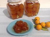 Kumquat (mandarini cinesi) sciroppati