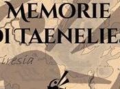 soli Artchana. Memorie Taenelies. Libro