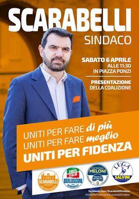 Andrea Scarabelli, presenta la Coalizione UnitiPerFidenza.