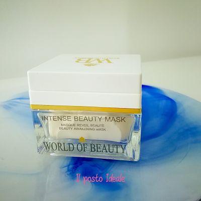 World of Beauty Rejuvenation Intense Beauty Mask pelli secche ed esigenti
