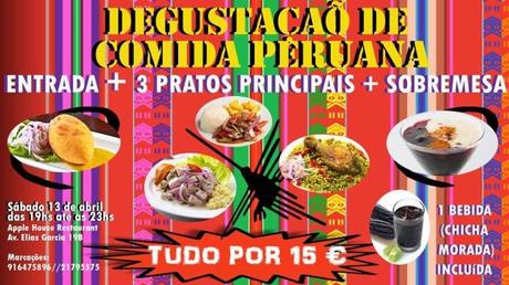Fine settimana a Lisbona, eventi 12-14 aprile 2019
