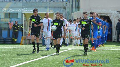 Siracusa-Rieti: 1-0, il racconto del match nelle immagini