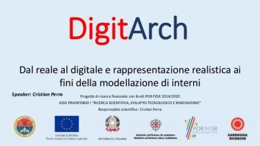 Architettura d'interni e tecnologie digitali: il progetto DigitArch (Cagliari, 12 aprile)
