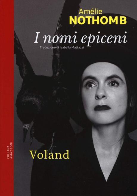I nomi epiceni – Amélie Nothomb