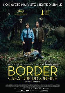 """Border """"Creature di Confine"""" - Ali Abbasi 2018"""