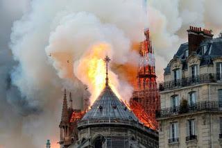 Il rogo di Notre Dame e il karma del Capricorno