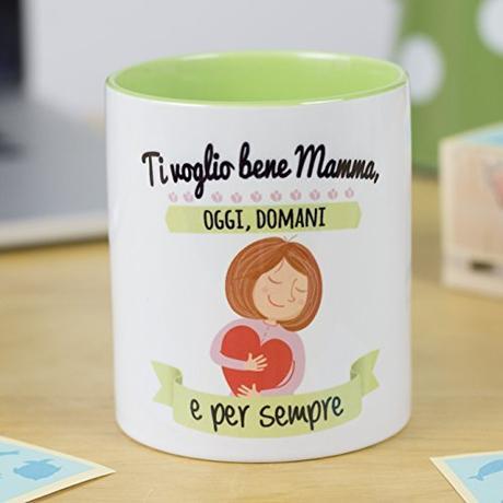 Tazza in ceramica per la MAMMA
