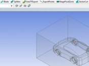 Simulare l'aerodinamica veicolo ANSYS