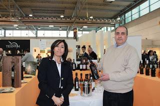 Gregorio Lillo Odoardi e la moglie Barbara Spalletta