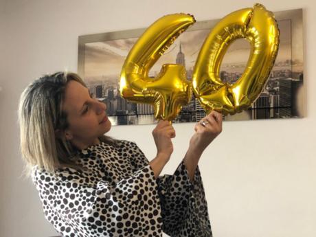 I miei primi 40 anni!