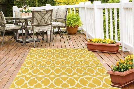 tappeti indoor/outdoor colorati