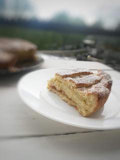 Crostata Santa Rosa ovvero la crostata al sapore di sfogliatella