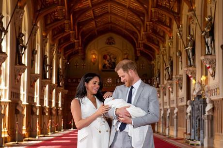 Meghan Markle: prime indiscrezioni sul battesimo di Archie