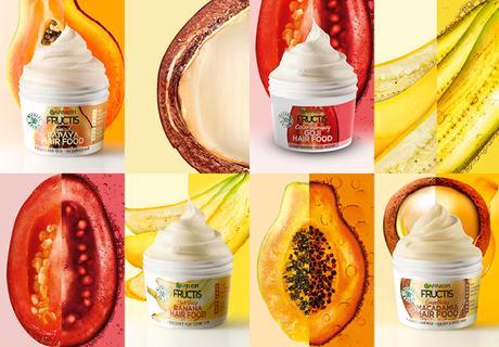 Date da mangiare ai vostri capelli - FoodHair Garnier