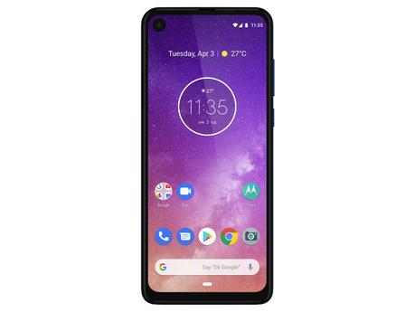 Motorola One Vision scatta a 48 Megapixel