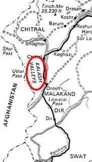 I Kalash e il vino dei tempi di Alessandro Magno