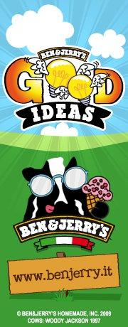 Ben & Jerry's? Good Ideas