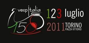 1-3 luglio: Torino capitale mondiale della Vespa