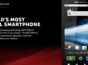 [Scheda Tecnica] Motorola ATRIX