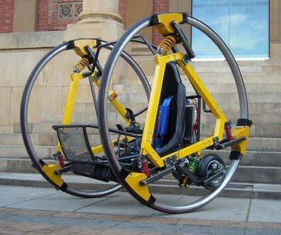 EDWARD veicolo elettrico diwheel