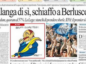 Referendum, prime pagine giornali giorno dopo
