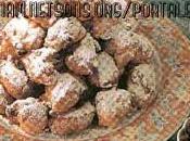Tortelli dolci ricotta uvetta