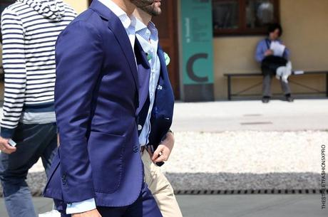 In the Street...Pitti Immagine Uomo 80, Florence